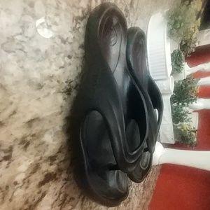 Crocs Mens Size 10, Black